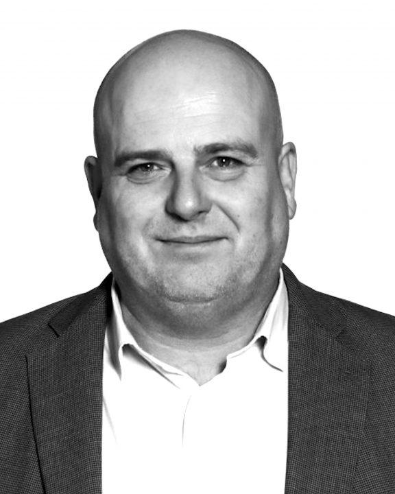 Billede af divisionschefen for Glad Service, Søren Sjørslev